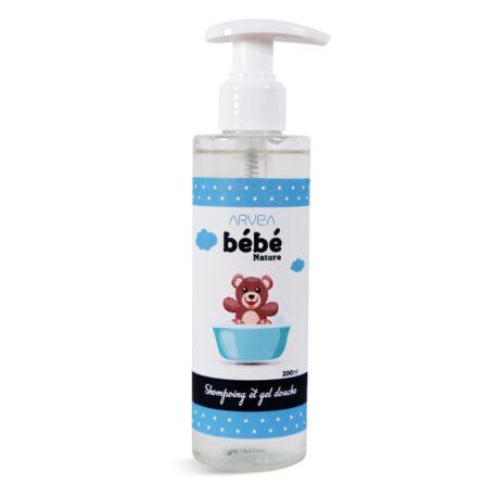 shampooing bébé