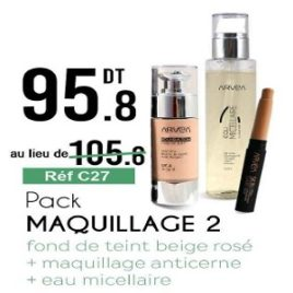 Pack Maquillage 2