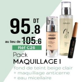 Pack Maquillage 1
