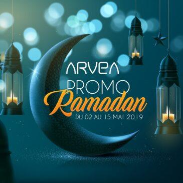 Promotion Arvea Ramadan 2019