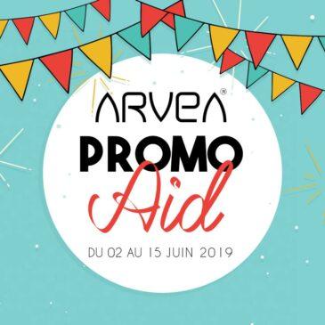 Promo Arvea spécial Aid !!!