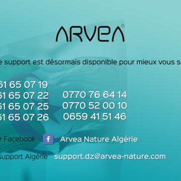 Arvea En Algérie
