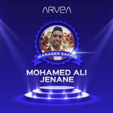 Félicitation Au Deuxième Manager Saphir Arvea !!!