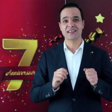Les Surprises A l'occasion du 7 ème Anniversaire Arvea !!