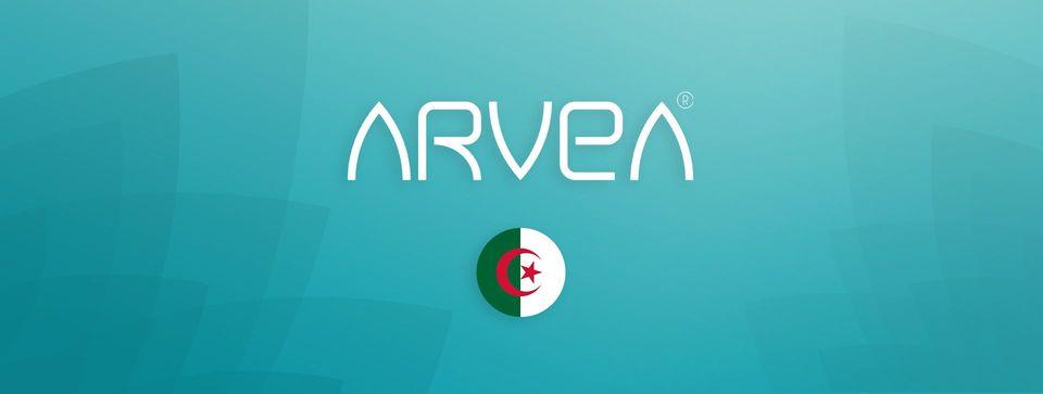 Début Travail Arvea Algérie !!