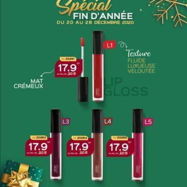 LipGlossMatArvea en Promo Décembre