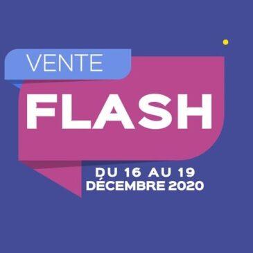 Vente Flash Décembre Arvea !!