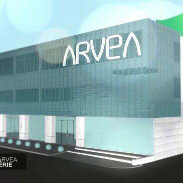 Extraits de l'ouverture officielle du siège Arvea Algérie !!