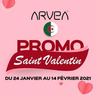 Offre Arvea Algérie Spécial Saint Valentin !!
