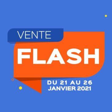 Vente Flash Arvea janvier !!