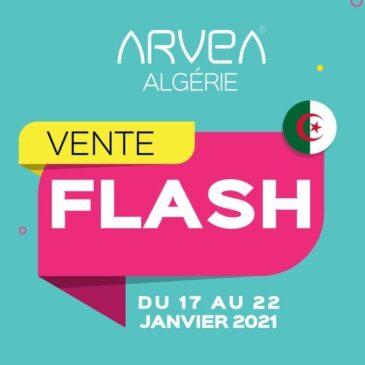Vente Flash Arvea Algérie !!