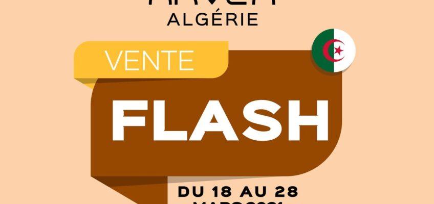 VENTE FLASH MARS ARVEA ALGERIE