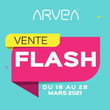 Vente Flash Mars Arvea Tunisie !!