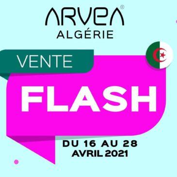 Vente Flash Avril Arvea Algérie !!
