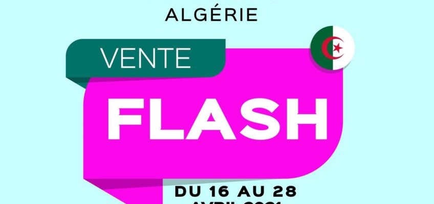 catalogue vente flash avril arvea algérie