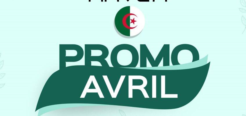 promo avril arvea algeri