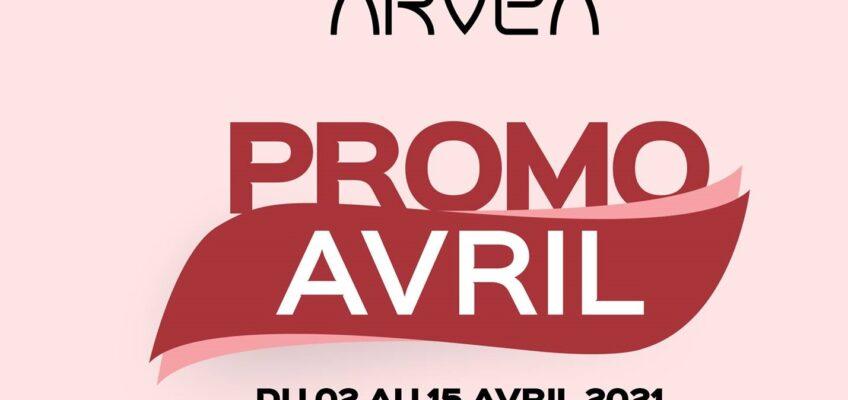 promo avril arvea tunisie