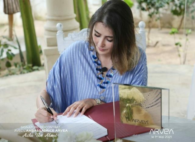 Ambassatrice Arvea