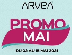 Promo Mai Arvea Tunisie !!