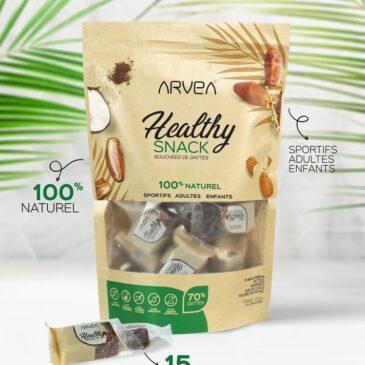 Le Nouveaux Healthy Snack Arvea !!