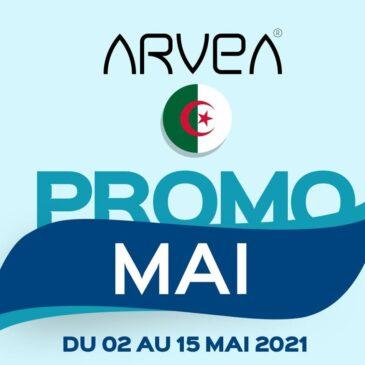 Promo Mai Arvea Algérie !!