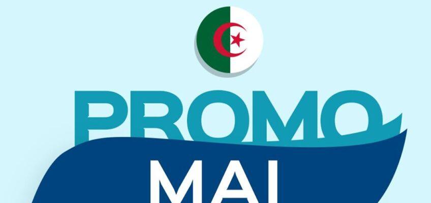 promo mai arvea Algérie