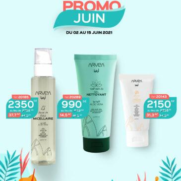 Produits Soin Visage Arvea En Promo Juin !!