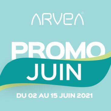 Promo Juin Arvea Tunisie !!