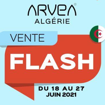 Vente Flash Juin Arvea Algérie !!