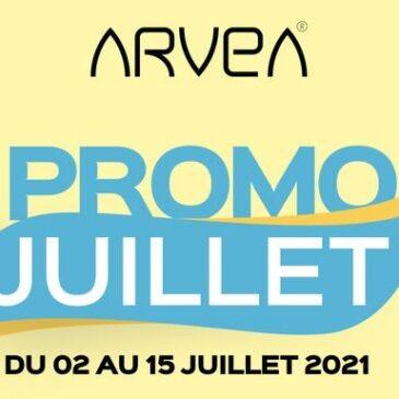 Promo Juillet Arvea Tunisie !!