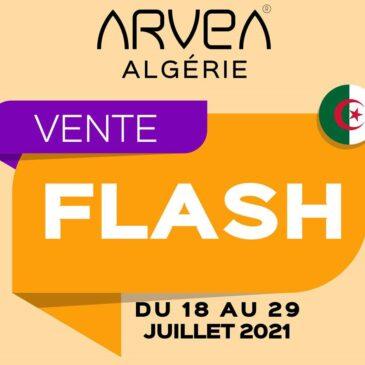 Vente Flash Juillet Arvea Algérie !!
