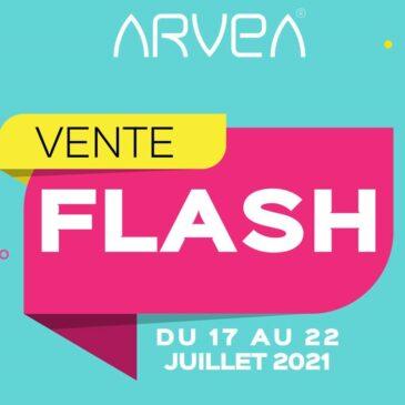 Vente Flash Juillet Arvea Tunisie !!