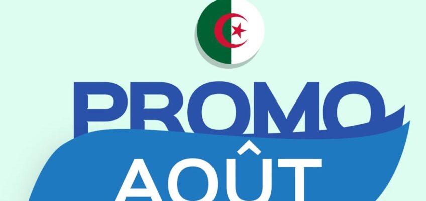 PROMO AOUT ARVEA ALGERIE