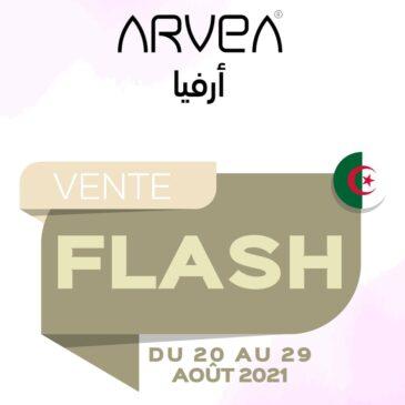Vente Flash Août Arvea Algérie !!