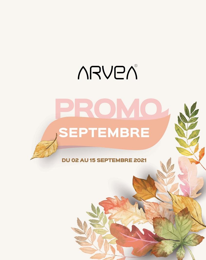 promo septembre arvea tunisie