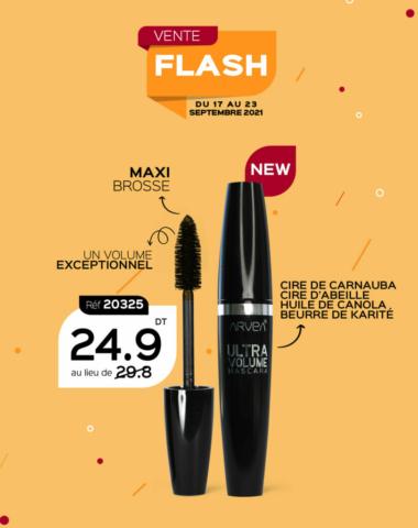 vente flash septembre Arvea Tunisie