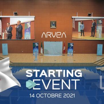Arvea Algérie Starting Event !!