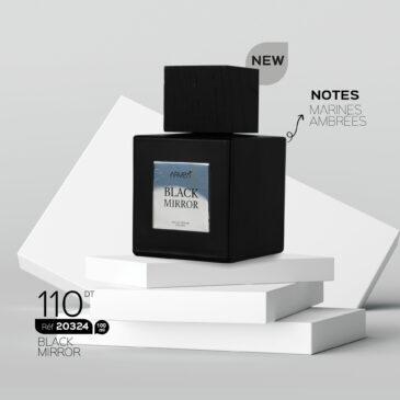 Eaux de Parfum Pure Ivory & Black Mirror Arvea !!