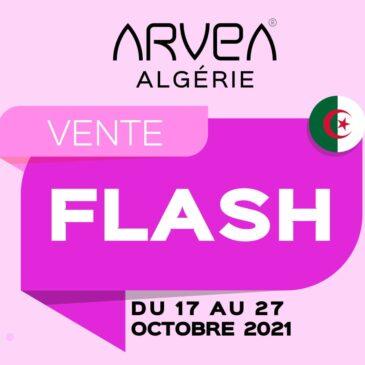 Vente Flash Octobre Arvea Algérie !!